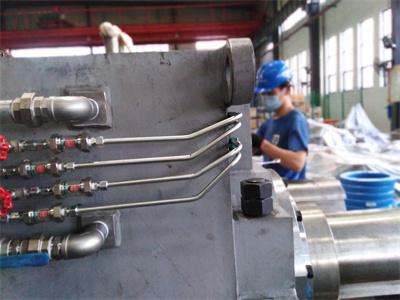 【科兴液压】液压管路系统设计方案