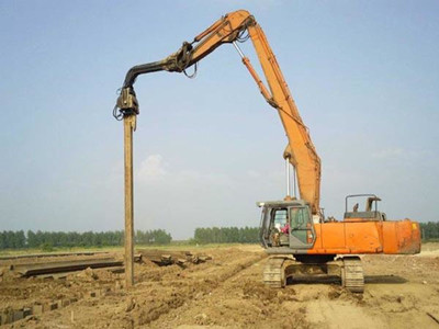桩工机械液压系统解决方案