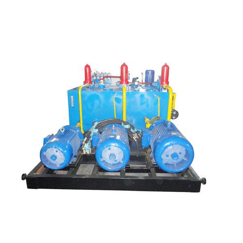 超高压 液压泵站