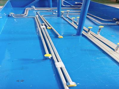 工程机械液压硬管总成