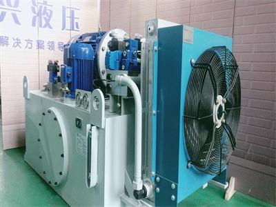 电解设备液压站