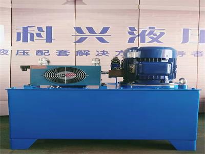 工程机械液压泵站