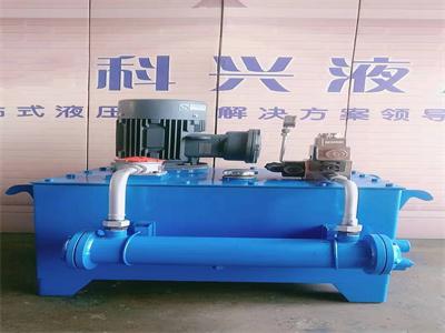 矿山机械液压泵站