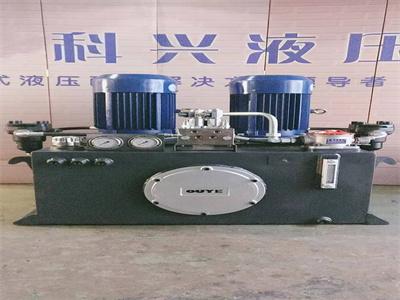 船舶机械液压泵站