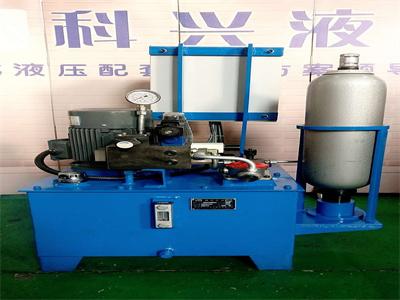 农业机械液压泵站