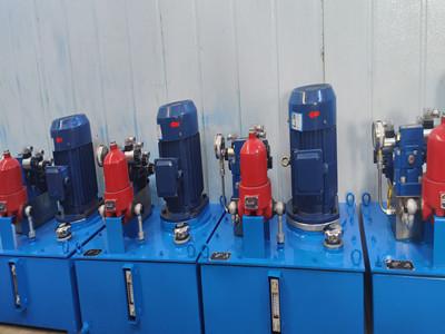 智能机械液压站