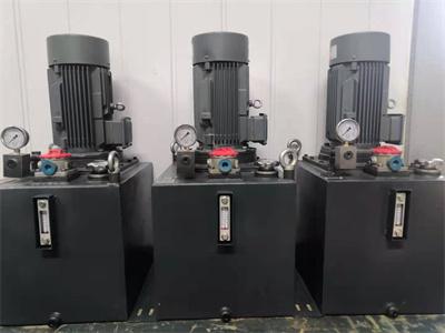 建筑机械液压泵站