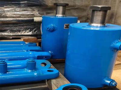 水泥机械领域液压油缸