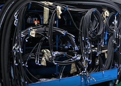 化工机械胶管总成
