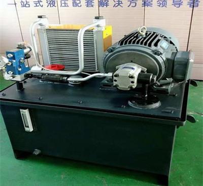 特种机械液压泵站