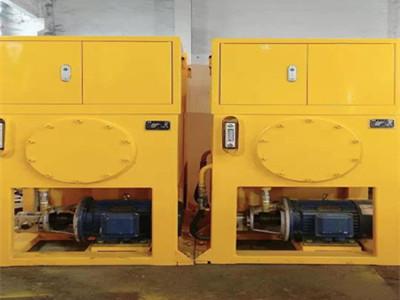 隧道机械液压泵站