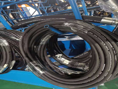 冶金领域高压胶管