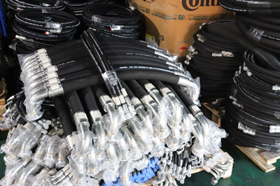 起重运输机械高压胶管