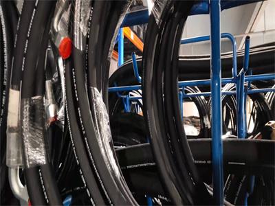 采煤机械高压胶管