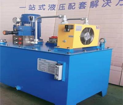 采矿机械液压泵站