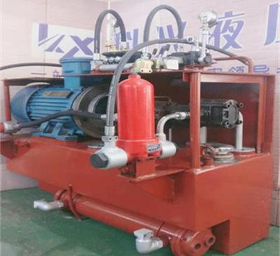 钢铁工业液压泵站