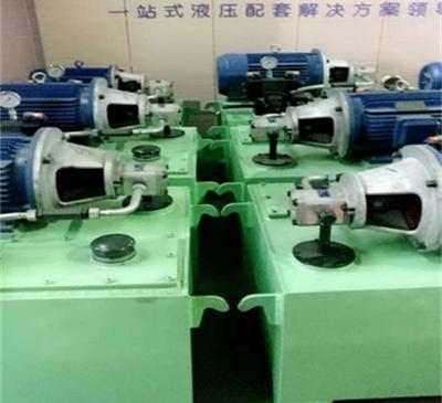 提升装置液压泵站
