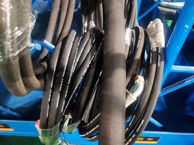 食品机械液压油管