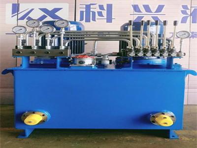 水资源专用液压泵站