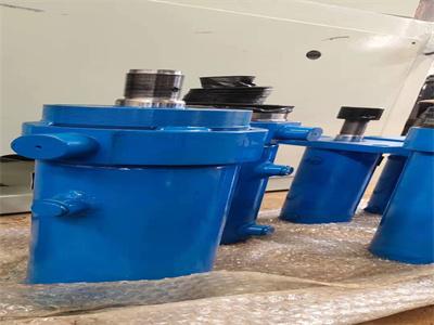 筛分机设备液压油缸