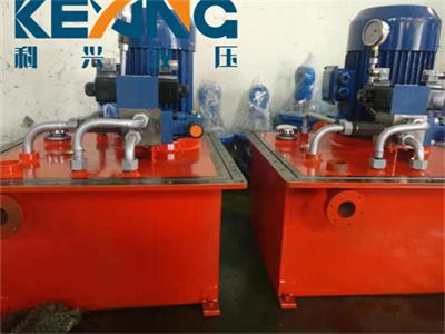 水泥机械液压泵站